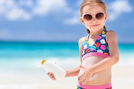 Is California Baby SPF 18 Sunscreen Safe Enough?