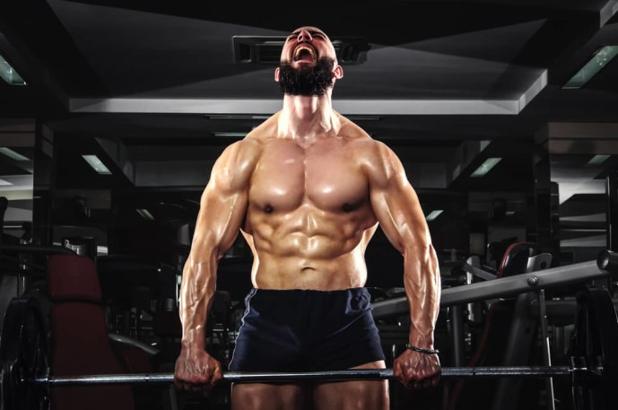 Mens Weight Lifting