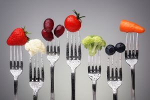 fruits and vegetables to eat