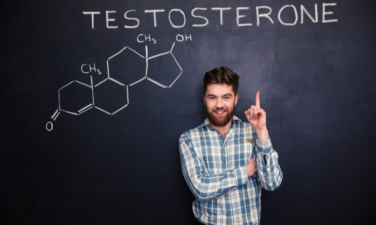 man who takes Progentra prevents low testosterone levels