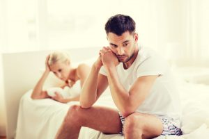 couple having problems in bed can benefit from using Progentra supplement