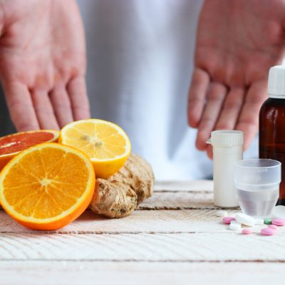food vs supplements for vitamin and mineral sources