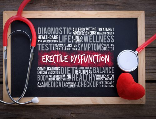 Erectile Dysfunction Prevention