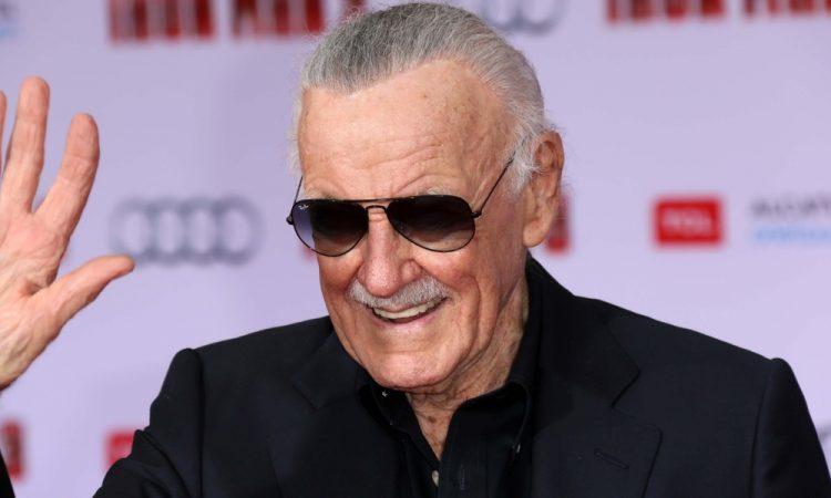 Stan Lee Of Marvel