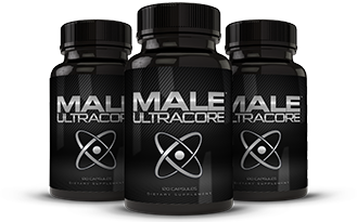3 bottle of Male UltraCore