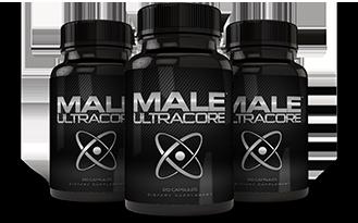 3 bottle of Male Ultracore