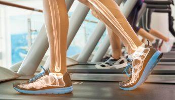 strong bones for running