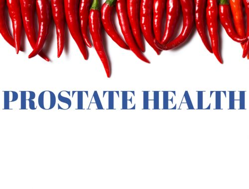 chili peppers for prostate health