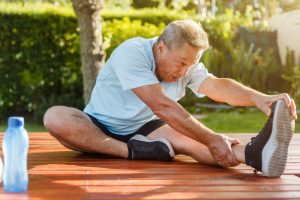 Staying fit at age 65 and above is easy as pie. Here's how